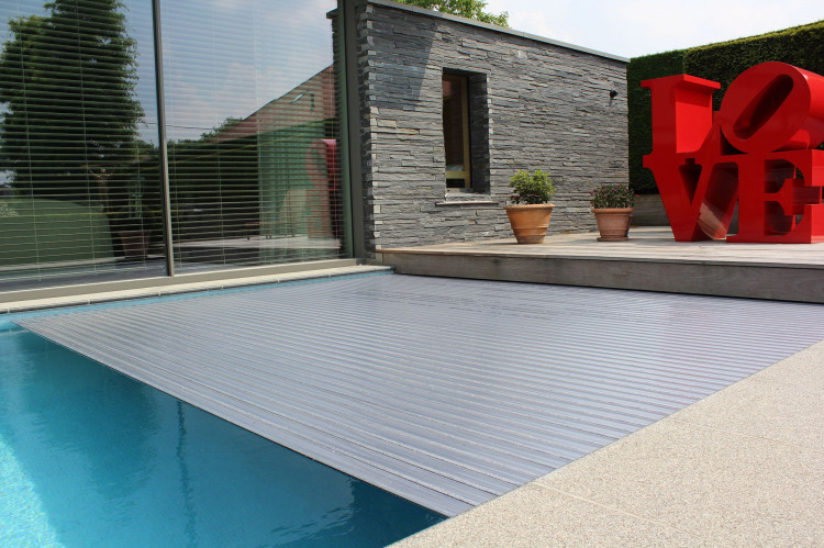 Poolabdeckung Pool Cover Systems