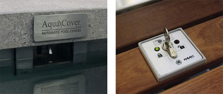 Sicherheitssystem für die automatische Poolabdeckung Cover Lock EVO II
