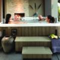 Euphoria hot tub had  a major facelift