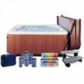 Golden Coast 'Essentials' range completes spa pleasure