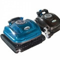 Robotic pool cleaners range
