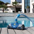 The new high-quality hydraulic pool cleaner from Zodiac