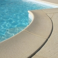 Carobbio: Poolside curbstone of a special kind