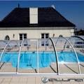 Aluminium pool enclosure from Aluna