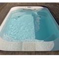 Solaris presenta la piscina Blu Evasion