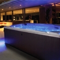 Hot Spring® introduces its newest hot tub, for full spa experience