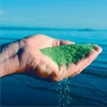 Recycled green glass filtration media offers '30% performance improvement' over sand