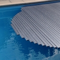 "The new ""Alu Look"" polycarbonate slats"