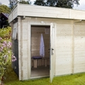 Dunster House targets outdoor leisure market with new sauna