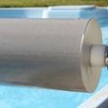 Polimpianti, un nuovo rullo per coperture di piscine