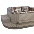 A&B offers wide range of spa steps