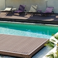 The mobile deck, a 3-in-1 solution for the pool