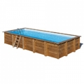 SUNBAY POOLS: new rectangular, wooden, swimming pools