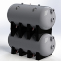 EMAUX: High capacity pumps and filters