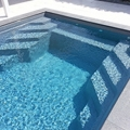 Experienced fiberglass pools manufacture