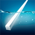 New versatile linear luminaire with IP68, for swimming-pools and other applications