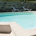 Swimming pools pavements and copings: Fabistone 2018 Catalog