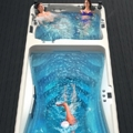 W-Power Turbine for a great experience in swim spa!