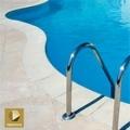 Fabistone surrounds for swimming pools