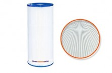 Even more efficient filter cartridges of Pleatco