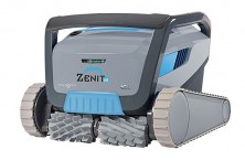 The all-new model Zenit 60 pool cleaner, distributed exclusively by SCP Europe