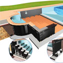A swimming pool construction concept that is more relevant than ever before