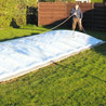 The MULTIDOME swimming pool cover
