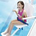 Autonomous access to swimming pools