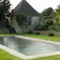 Bespoke pool cover colours from OASE