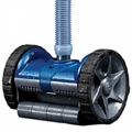 BlueRebel™, the automatic and powerful vacuum cleaner