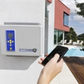 Smart control of the pool