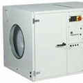 Dehumidifiers for indoor swimming pools and enclosures