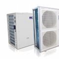 High-range heat pumps for the whole year
