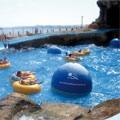 Effetto « onda » nelle piscine pubbliche