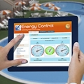 ENERGY CONTROL : electronic monitoring of pool functions