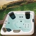 Black & White Edition: the new line of hot tubs with a modern design
