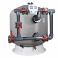 FRP series: sand filters for commercial pools