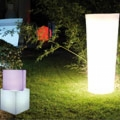 A range of energy-saving lights