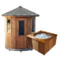 Eco-friendly Finnish hot tubs and saunas
