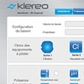 Klereo Diag™ - The water-treatment assistant