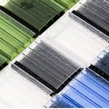 High quality polycarbonate slats