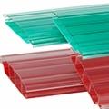A wide range of slat colours