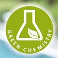 "The ""Green Chemistry"" logo on the Lovibond tablet reagents"