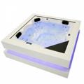 The new spa Cube Ergo: Aquavia Spa's signature