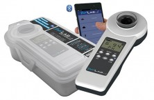 The new photometer PoolLab 1.0 for swimming pool water analysis