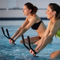 The Walter Piscine programme: a variety of workouts in the swimming pool