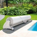 The mobile automatic pool cover MOOVE'O perfects itself in 2012