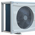 New design and new features for these heat pumps