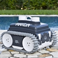 Marlin, the powerful pool robot, needs no power cable