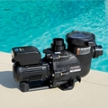 New TriStar VST pump for swimming pool with a timer